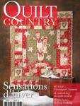 Patchwork Magazin Quilt Country 23 - Sensations d`hiver