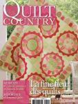 Patchwork Magazin Quilt Country 19 - La fine fleurs des quilts