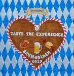 Materialpackung Row by Row 2019 Taste the Experience Material Kit PREORDER
