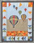 Materialpackung Wandquilt Monat *September* 28 x 33 cm
