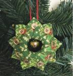 Nähanleitung *Holiday Tree Wreath Ornament* von Cut Loose Press in Englisch