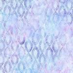 Patchworkstoff Batikstoff *Butterfly Blooms* Lavender