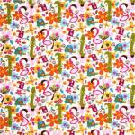 Patchworkstoff *Flamingo Fling* Northcott REST 92 cm x 110 cm RK55