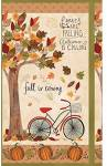 Patchworkstoff  Panel ca. 58x110 cm *Autumn Road*