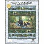 Nähanleitung *A new Aventure* Wilmington Prints Wall Quilt 3034