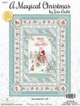 Nähanleitung *A Magical Christmas* by Lisa Audit Wilmington Prints Throw Quilt 60 Inch x 80 Inch  626-555
