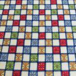 Patchworkstoff My Farmhouse Kitchen by Cat Williams  Karo bunt kariert Q1067-98150-145
