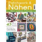Patchwork & Nähen Magazin 2/2021 Mein schönes Zuhause PMN02/2021