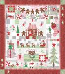 Nähanleitung *The Christmas Mouse* Bunny Hill Design 58 Inch x 66 Inch Quilt BHD2117