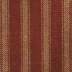 Baumwollstoff Patchworkstoff Webware *Homespun* Streifen rot ocker gestreift DH-H37
