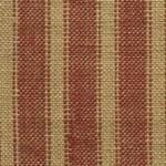 Baumwollstoff Patchworkstoff Webware *Homespun* Streifen rot ocker gestreift DH-H37S