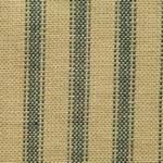Baumwollstoff Webware Patchworkstoff *Homespun* Streifen grün ocker gestreift DH-H46