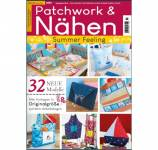 Patchwork & Nähen Magazin 3/2021 *Summer Feeling* PMN03/2021