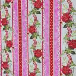Auslaufmodell Sommer Patchworkstoff S07