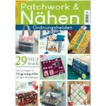Patchwork & Nähen Magazin 4/2021 *Ordnungshelden* PMN04/2021