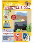 Sonderheft Patchwork Magazin Nr. 33 *Näh was ... Kork, Filz & Co.* SPM 33/2021