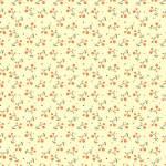 Patchworkstoff *Autumn Berries Cream* Herbst Beeren orange creme C10823R-CREA