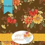 Jelly Roll *Adel in Autumn* 40 Stripes 2 1/2 Inch Herbst rot orange gelb grün braun creme RP-10820-40