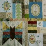 Gundis Garden Quilt Block 2 Nähanleitung
