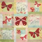 BOM L065 - Butterfly Garden - Block 5 - Leanne Beasley