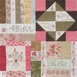 BOM Journey of a Quilter - Block 7 - Leanne Beasley