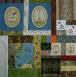 Gundis Garden Quilt Block 3 Nähanleitung