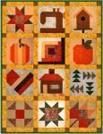 BDM Jahres Abo für 12 Quilt Blöcke