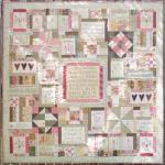 BOM Journey of a Quilter - Block 10 - Leanne Beasley