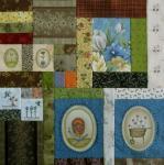 Gundis Garden Quilt Block 7 Nähanleitung