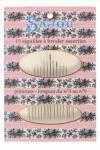 Sticknadeln von Sajou 15 Stck. Nr.3 - Nr.9