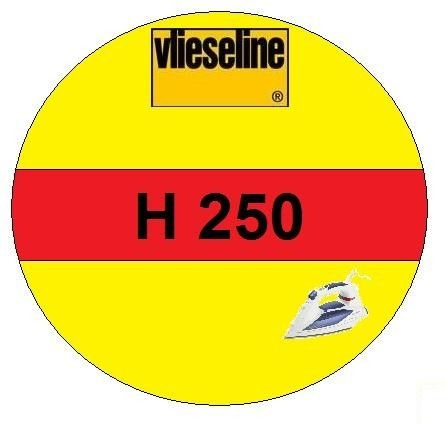 Vlieseline Bügeleinlage H250