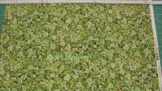 Patchworkstoff Blume Hortensie Hydrangea klein grün