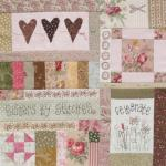BOM Journey of a Quilter - Block 4 - Leanne Beasley