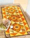 Materialpackung *Colorful Fall* Herbstlicher Tischläufer 40 x 90 cm MP21-0104
