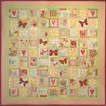 BOM L070 - Butterfly Garden - Block 10 - Leanne Beasley