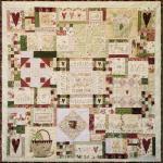 BOM - Leannes House - Block 1-10 - Leanne Beasley SPARpaket